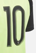 adidas Originals - Messi icon jersey - signal green & black