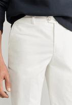 MANGO - Dublin6 trousers - neutral
