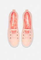 Converse - Chuck Taylor All Star Ballet Lace - washed coral / turf orange
