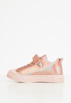 POP CANDY - Girls metallic sneaker - pink