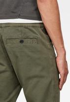 G-Star RAW - Powel slim fit trainer - green