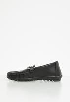 POP CANDY - Boys loafer - black