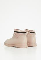 POP CANDY - Girls ankle boots - beige