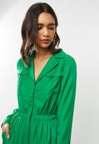Glamorous - Relaxed jumpsuit - green