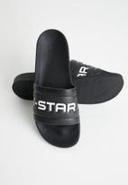 G-Star RAW - Cart slide iii - black