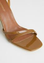 Superbalist - Joanna barely-there heel - brown