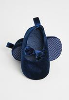 POP CANDY - Pump and headband set - navy