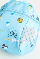 POP CANDY - Boys printed backpack - light blue