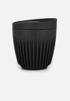 Huskee - Huskee cup & lid 175ml - charcoal