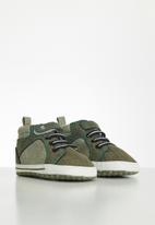 POP CANDY - Baby boys hi-top sneaker - khaki