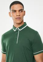 Brave Soul - Virgilc polo - green