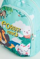 POP CANDY - Forest backpack - mint