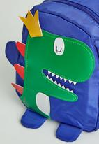 POP CANDY - Boys dino backpack - blue