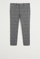 MANGO - Harvey trousers - grey