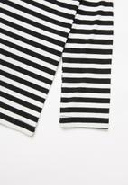 POP CANDY - Girls jumpsuit set - black & white