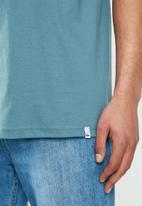 Quiksilver - Wave after wave short sleeve T-shirt - orion blue