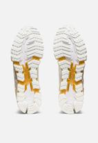 Asics Tiger - Gel-quantum 360 6 - white/pure gold
