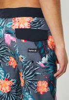 "Hurley - Phantom lanai shorts 20"" - diffused blue"