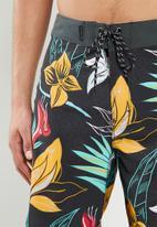 "Hurley - Domino 18"" shorts - oil grey"