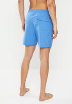 "Hurley - One and only volley shorts 17"" - pacific blue"