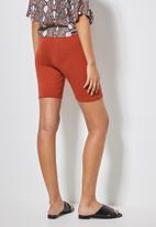Superbalist - Cycle shorts - rust