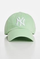 47 Brand - Mlb New York Yankees clean up hemlock - mint