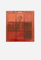 W7 Cosmetics - Bare All Pressed Pigment Palette - Raw