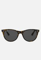 Ray-Ban - Wayfarer ii sunglasses 55mm - havana & green