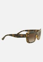 Vogue - Vogue 0vo5311s w65613 49  - dark havana