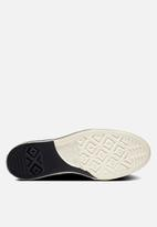 Converse - Chuck 70 hi - white, black & egret