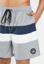 Quiksilver - Diamond dobby volley shorts - multi