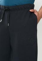 Quiksilver - Back off track pants - black