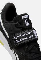 Reebok - Lifter pr ii - black/white/chartreuse