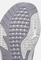 Reebok - Rbk-fusium run 20 sock - gravity grey/white/porcelain