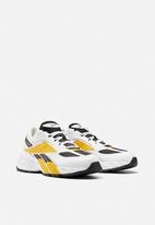 Reebok - Evzn - white/black/fierce gold