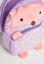 POP CANDY - Character backpack - pink & purple