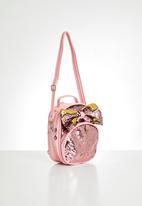 POP CANDY - Sequin backpack - pink
