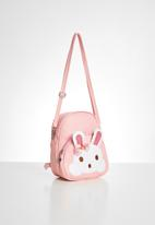 POP CANDY - Bunny backpack - pink