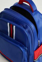 POP CANDY - Boys backpack - blue & red