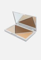 W7 Cosmetics - Very Vegan Cream Contour Kit - Fair Light