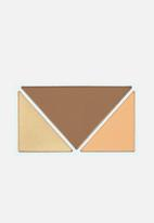 W7 Cosmetics - Very Vegan Powder Contour Kit - Medium Tan