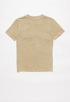 Cotton On - Short sleeve tee - brown