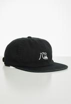 Quiksilver - Taxer cap - black
