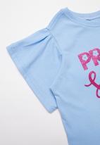 POP CANDY - Girls nightdress - blue