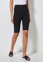 Superbalist - Premium cycle shorts - black