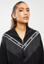 Sissy Boy - Truth or dare jacket - black