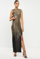 Sissy Boy - She's expensive maxi - gold & black