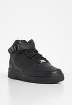 Nike - Air force 1 mid - black