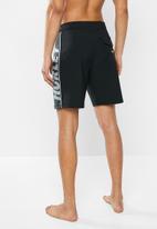 "Hurley - Fast lane shorts 18"" - black"