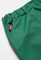 POP CANDY - Boys shirt & pants set - green & blue